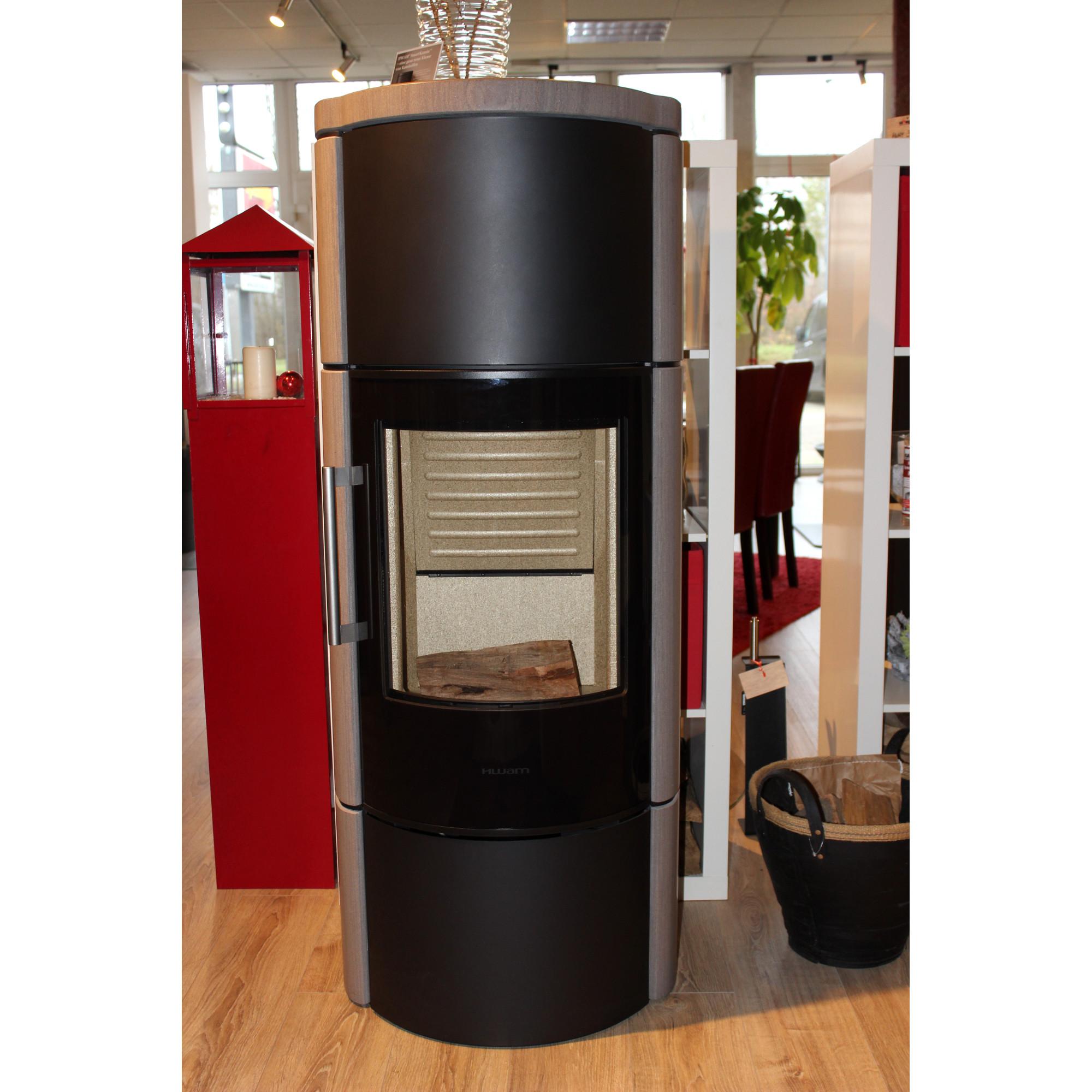 hwam 3660m sandstein wenge ihs autopilot kaminland shop. Black Bedroom Furniture Sets. Home Design Ideas